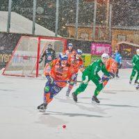 Bandy Elitserien: Hammarby IF vs. Bollnäs GIF