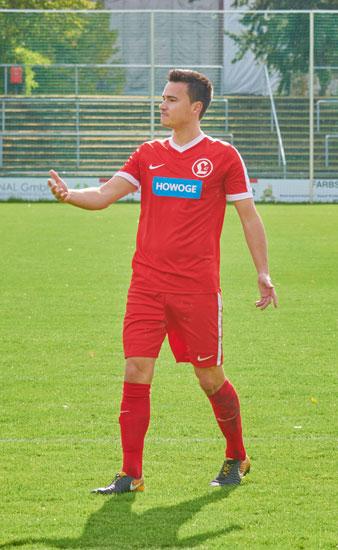 Maik Haubitz, SV Lichtenberg 47
