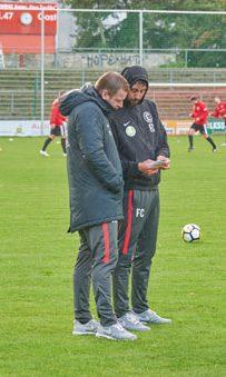 Uwe Lehmann, Fabio Corghi, SV Lichtenberg 47