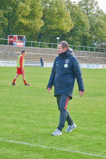 Uwe Lehmann, SV Lichtenberg 47