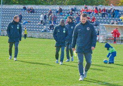 Benjamin Plötz, Uwe Lehmann, SV Lichtenberg 47
