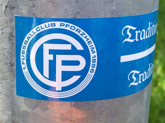 1. FC Pforzheim Tradition verbindet Tradition vereint