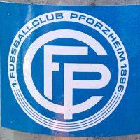 Tradition verbindet Logo 1. FC Pforzheim