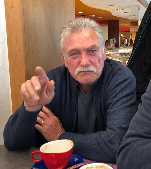 Karlheinz Kwolek, Karlsruher FV
