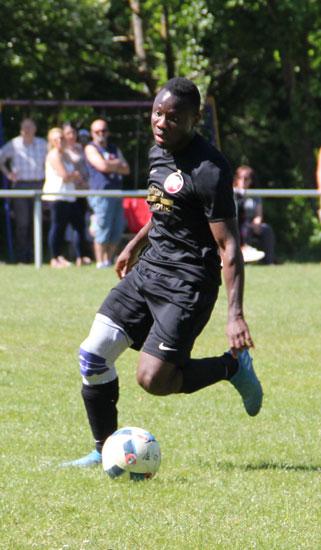 Emmanuel Ampratwum, Karlsruher FV