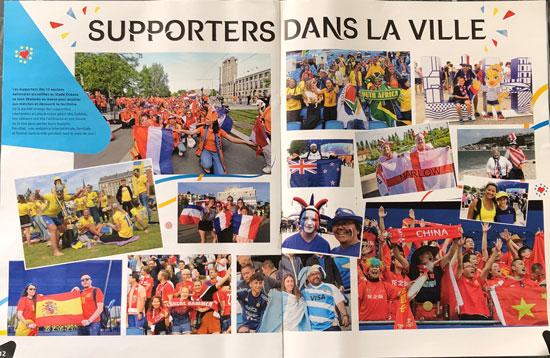 Frauen-WM 2019, Le Havre