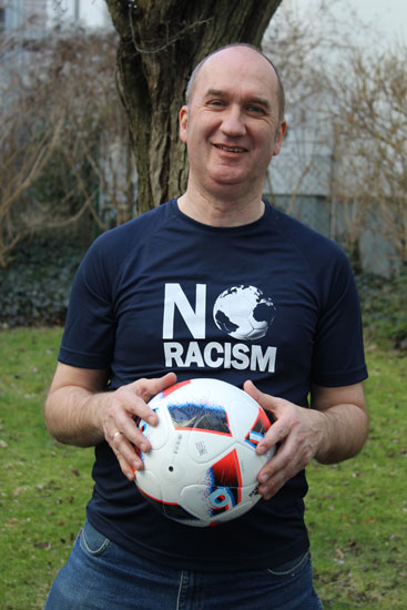 Gerd Thomas, No Racism
