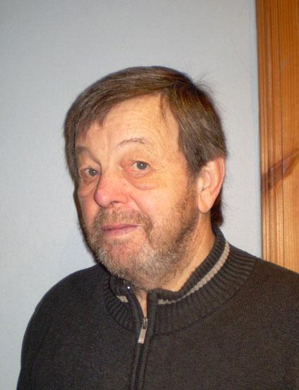 Norbert Nußbaum, Chronist des Düsseldorfer Fußballs, © Nußbaum