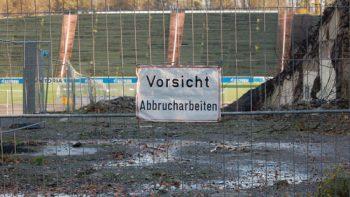 Permalink zu:Werner Skrentny: Ein Stadion ist ein Kulturdenkmal