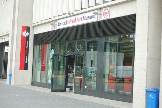 Museum Eintracht Frankfurt