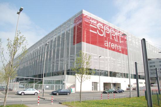 Stadion Düsseldorf