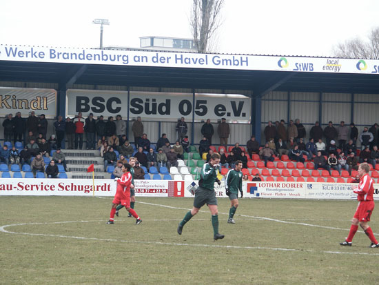 Seelenbinder-Sportplatz, Brandenburg an der Havel